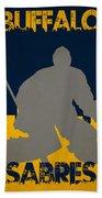 Buffalo Sabres Beach Towel