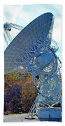 26 West Antenna At Pari Beach Towel