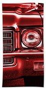 1971 Buick Gs Beach Towel