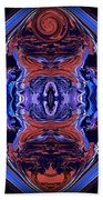 Abstract 110 Beach Towel