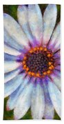African Daisy Beach Towel