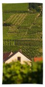Alsace Church Beach Towel