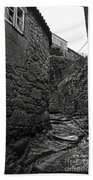 Ancient Street In Tui Bw Beach Towel