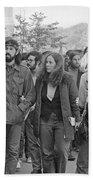 Anti-war Protest, 1971 Beach Sheet