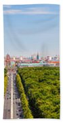 Berlin Panorama Beach Sheet
