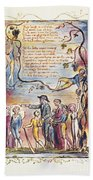 Blake: Songs Of Innocence Beach Towel