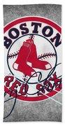 Boston Red Sox Beach Sheet
