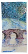 Bridge To Eternity Beach Towel