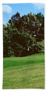 Brookhill Golf Course Beach Towel