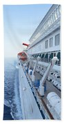 Carnival Elation Beach Towel