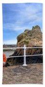 La Rocque - Jersey Beach Towel