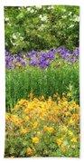 3-layered Garden Beach Towel