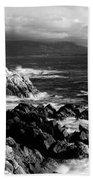 Lone Cypress On The Coast, Pebble Beach Towel