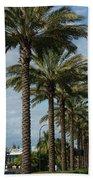 Miami Beach Beach Towel