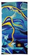 Orpheus And Eurydike Beach Towel