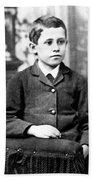 Orville Wright (1871-1948) Beach Towel