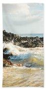 Paako Beach Makena Maui Hawaii Beach Towel