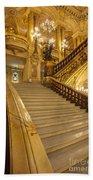 Palais Garnier Interior Beach Towel by Brian Jannsen