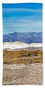 Salt Creek Death Valley National Park Beach Towel