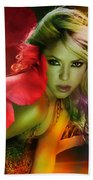 Shakira Beach Towel