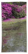 Spring In Mississippi Beach Towel