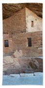 Spruce Tree House Mesa Verde National Park Beach Towel