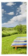 Summer Relaxing Beach Towel by Elena Elisseeva