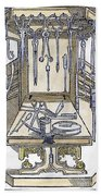 Surgical Instruments Beach Towel