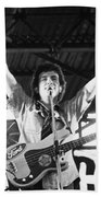 Tom Robinson Band Beach Towel