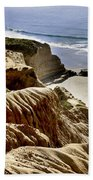Torrey Pines State Park - California Beach Towel