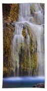 Turner Falls Beach Towel