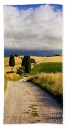 Tuscany Beach Towel by Brian Jannsen
