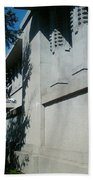 Unity Temple Beach Towel