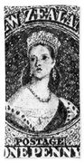 Victoria Of England (1819-1901) Beach Towel