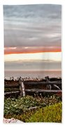 Yachats Oregon Beach Towel