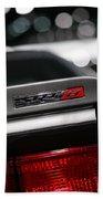 392 Hemi Dodge Challenger Srt Beach Towel