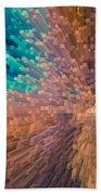 3d Art Beach Towel