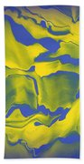 Abstract 106 Beach Towel
