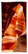 Antelope Canyon Beach Towel