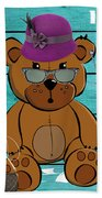 Baby Bear Collection Beach Towel