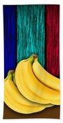 Bananas Beach Towel