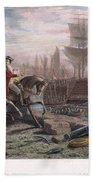 Boston: Evacuation, 1776 Beach Sheet