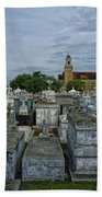City Of The Dead - New Orleans Beach Towel
