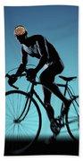 Cycling Beach Towel