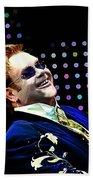 Elton John Beach Towel