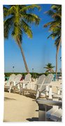 Florida Keys Beach Towel