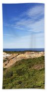 Gay Head Lighthouse Beach Towel
