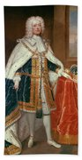 George II (1683-1760) Beach Towel