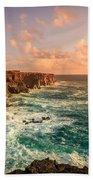 Icelandic Coast Beach Towel