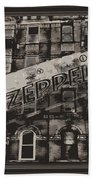 Led Zeppelin  Beach Towel